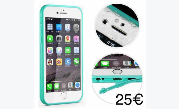 coque iphone 7 martinique