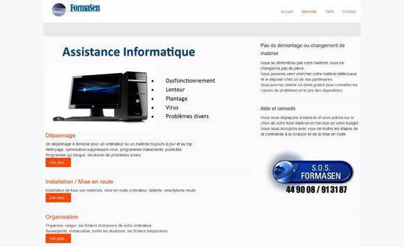 Formation et assistance informatique Nouméa