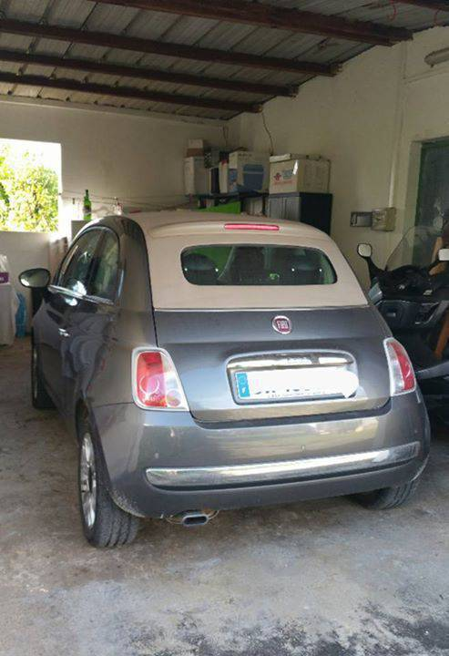 fiat 500 cabriolet annonce voitures guadeloupe. Black Bedroom Furniture Sets. Home Design Ideas