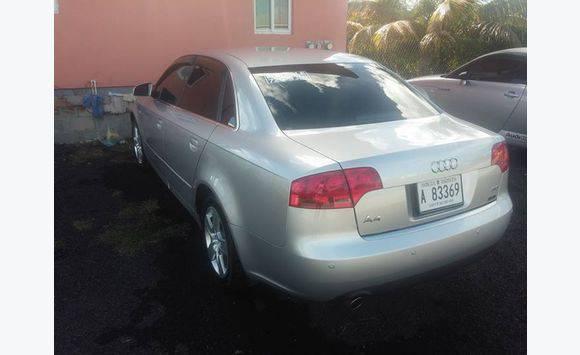 Audi A Classified Ad Cars Bolans Antigua And Barbuda Cyphoma - Audi a4 2007