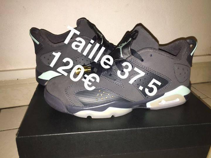 Jordan Taille 37. 5