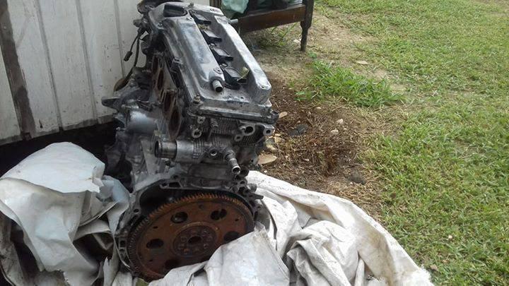 Parts for toyota 2az engine
