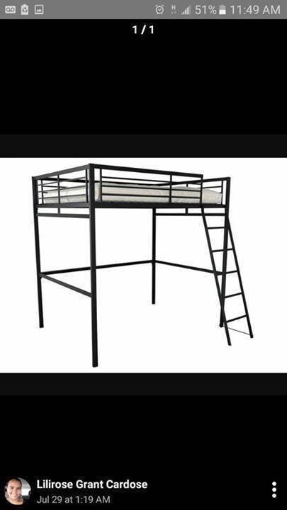 lit superpos annonce meubles et d coration sint maarten. Black Bedroom Furniture Sets. Home Design Ideas