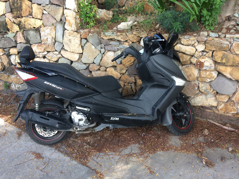Scooter 125 Cm3 Saint Barthlemy