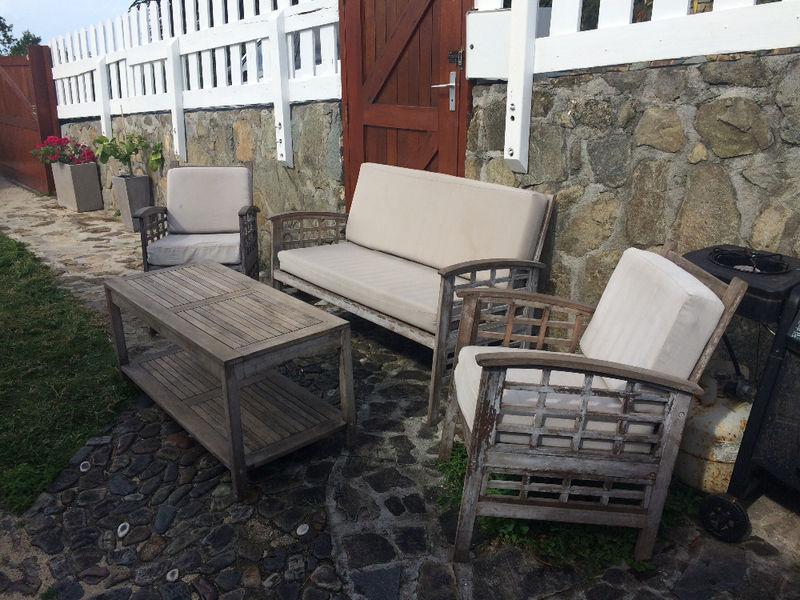 Salon de jardin annonce mobilier et quipement d - Mobilier de jardin zyke saint etienne ...