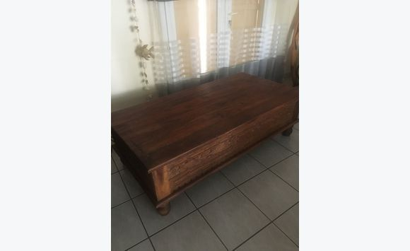 Table basse style indonesien annonce meubles et - Table basse style indonesien ...