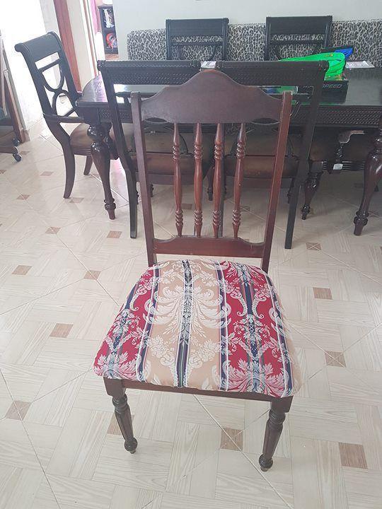 6 sillas comedores anuncio muebles y decoraci n barbados for Anuncios muebles