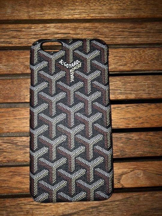 coque goyard iphone 6 plus