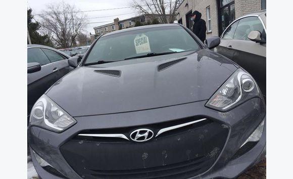 Hyundai Genesis Coupé 2. 0 Turbo!