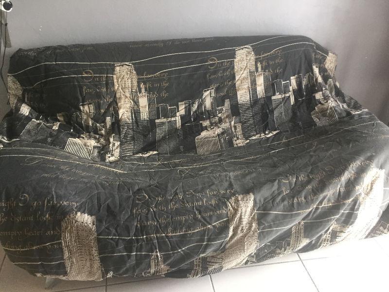 vide maison canap en cuir vide maison saint martin. Black Bedroom Furniture Sets. Home Design Ideas