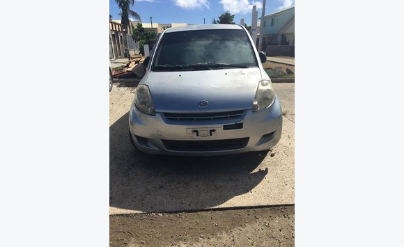 Daihatsu sirion for parts - Parts, Equipment and Accessories