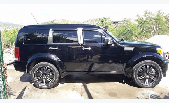 dodge nitro 2008 annonce voitures philipsburg sint maarten. Black Bedroom Furniture Sets. Home Design Ideas
