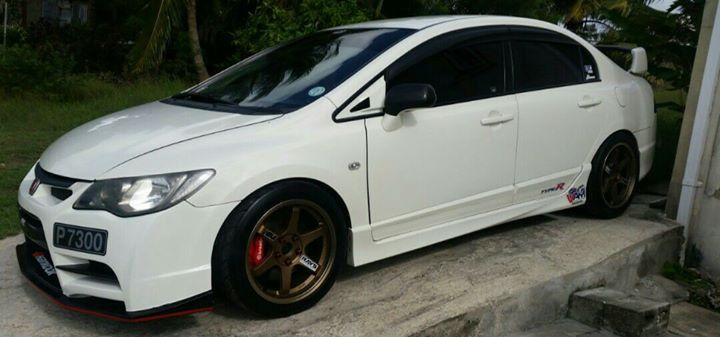 2008 honda civic type r fd2 cars barbados cyphoma. Black Bedroom Furniture Sets. Home Design Ideas