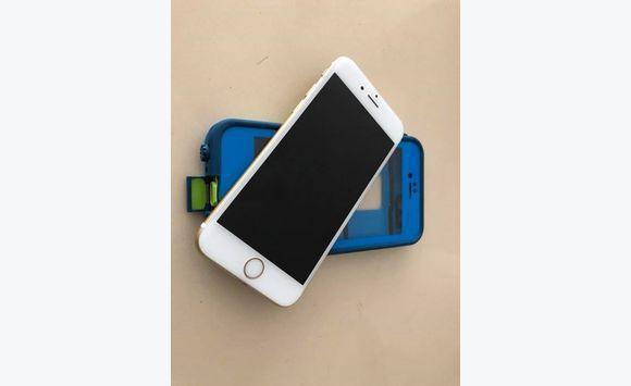 apple iphone 6s lifeproof case advertentie telefonie simpson bay sint maarten. Black Bedroom Furniture Sets. Home Design Ideas
