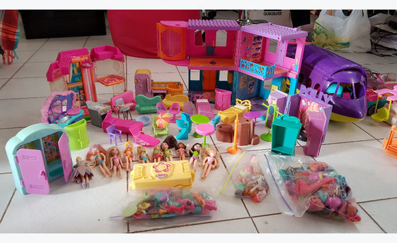 Lot Polly Pocket