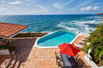 Dawn Beach, Waterfront, mediterrane stijl, Villa