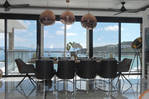 Guana bay superbe penthouse 4 chambres vue mer