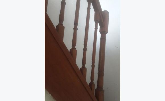 Houten trap meubels decoratie sint maarten u cyphoma