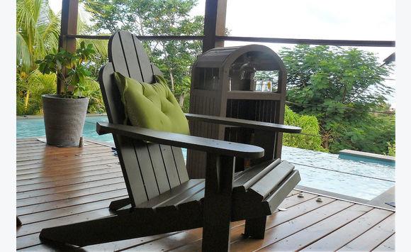 CHAISE, TABLE, BAR de jardin ou salon extérieur - Mobilier et ...