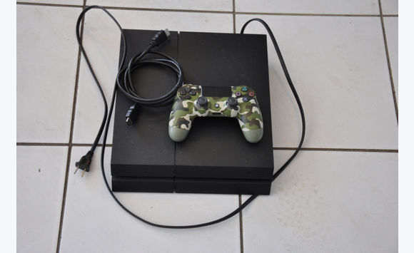 PlayStation 4 (500GB) SINT MAARTEN!