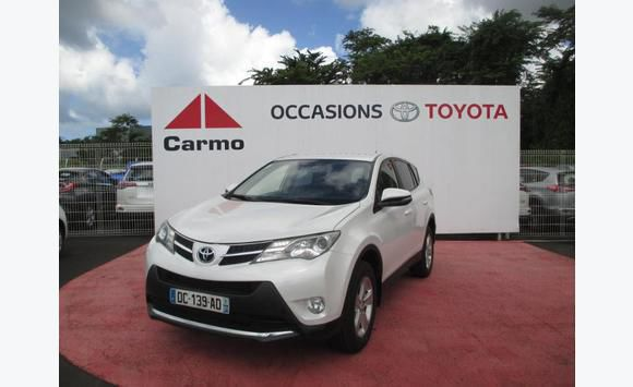 Toyota Rav4 150 D-Cat Lounge Awd Bva