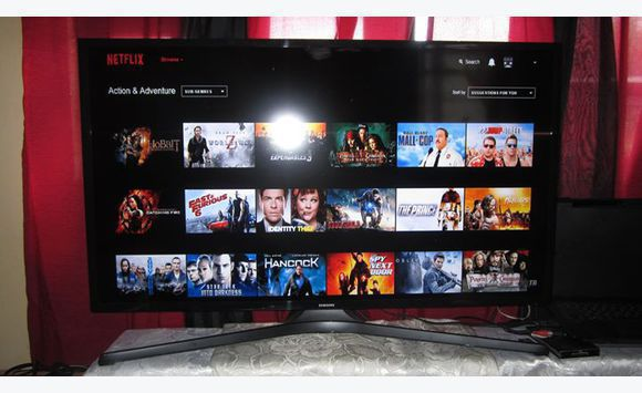 40''Samsung Smart Hub TV