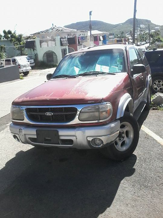 ford explorer 1999 - classified ad - cars anguilla
