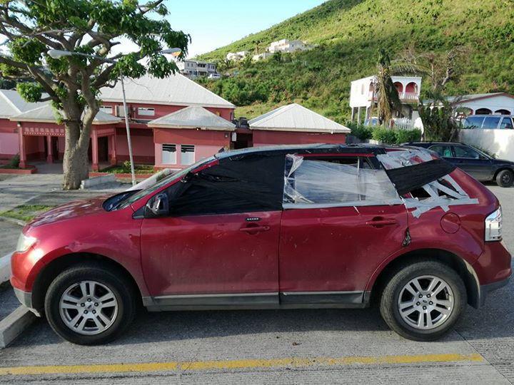 Ford Edge Sint Maarten