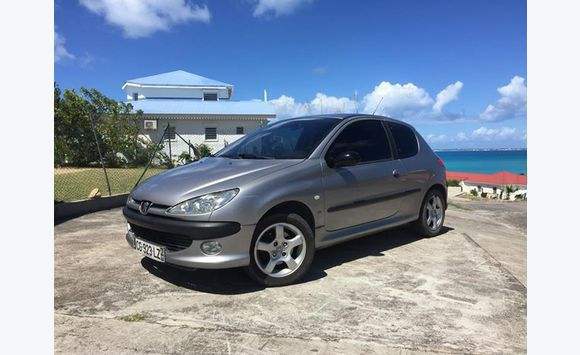 Peugeot 206 S16 (gti) - Classified ad - Cars Saint Barthélemy