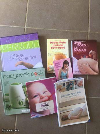 Livres Grossesse Et Recettes Bebe