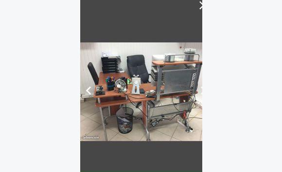 Bureau d angle multimedia moove meubles et décoration guadeloupe