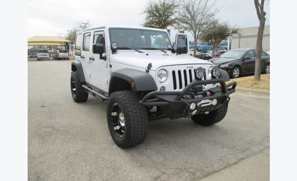2015 Jeep Wrangler Unlimited - 4x4 Sport 4dr SUV - Clified ad ...