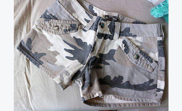 Annonce Annonce Le Short taille Pour Taille Femme Femme Basse Vêtements S w7xzFS