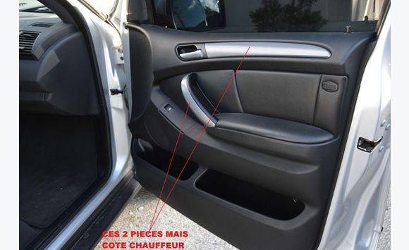 Verbazingwekkend Recherche ces 2 garnitures de portière BMW X5 E53 - Pièces QN-68