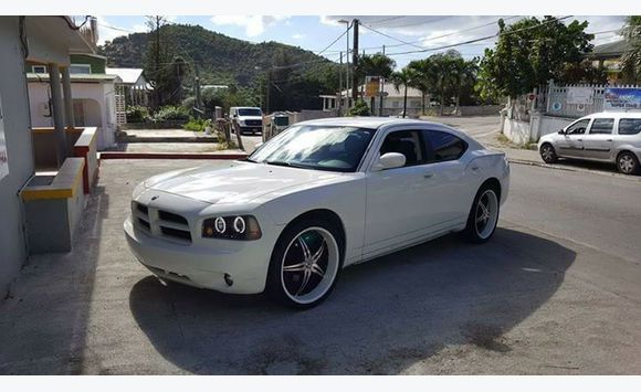 Dodge charger v6 3. 5l - Clified ad - Cars Sint Maarten