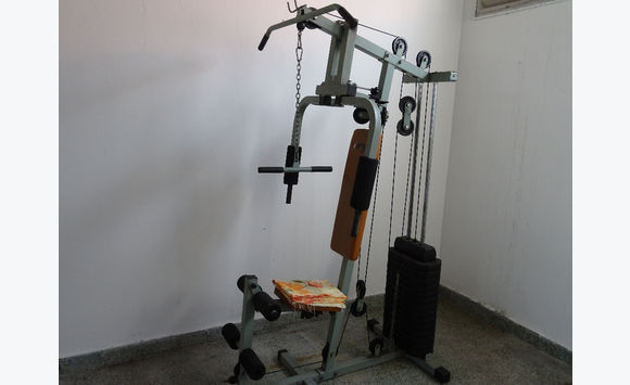 banc de musculation guadeloupe