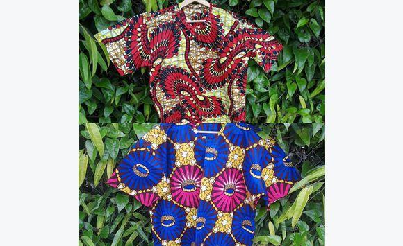West African Dashikis
