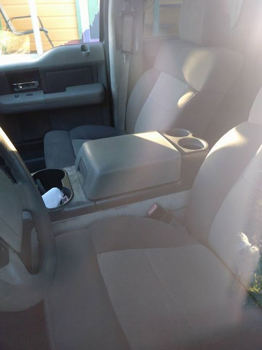 2004 ford f150 seat covers