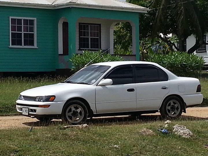 Toyota Corolla Ae100 Cars Antigua And Barbuda Cyphoma