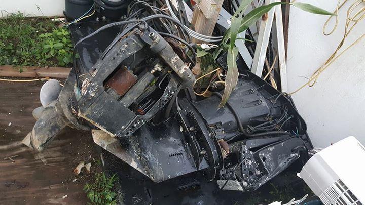 mercury 90 hp 4 stroke parts - Accessories - Fittings Sint Maarten