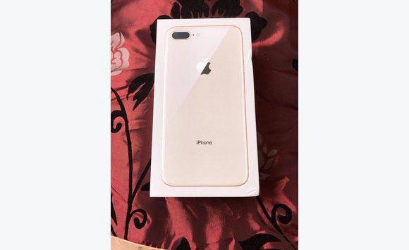 Iphone 8 plus gold price