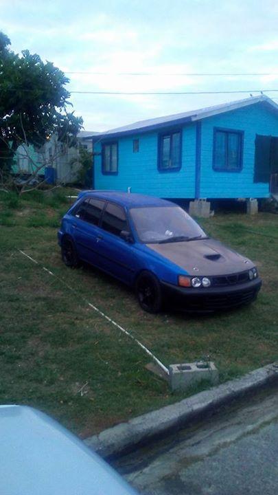 Toyota Starlet Cars Antigua And Barbuda Cyphoma