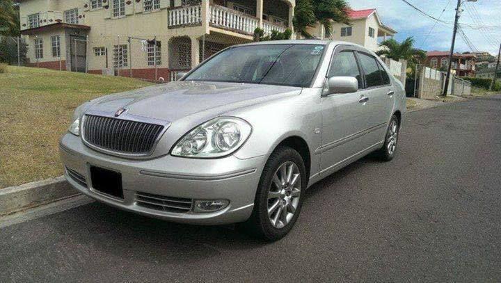 Toyota Brevis Cars Antigua And Barbuda Cyphoma