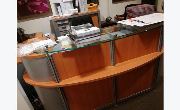 Bureau bureau de la réceptionniste meubles et décoration sint