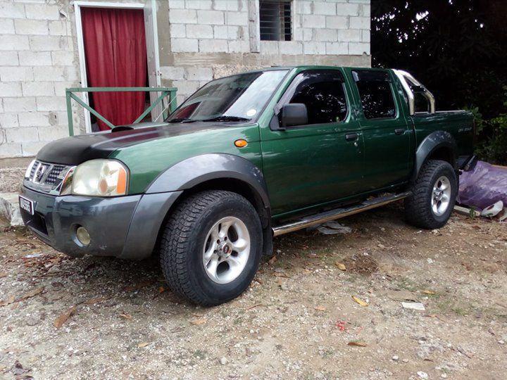 2004 Nissan Frontier Barbados