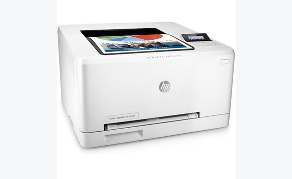 HP Color LaserJet Pro 200 M252n + 7 cartuchos