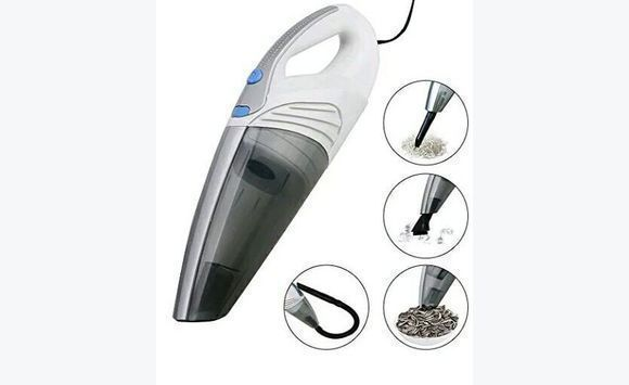 120w car dry wet vacuum