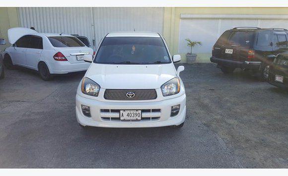 2001 Toyota 2 Door Rav4