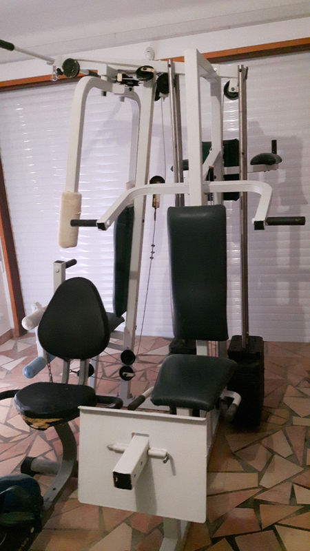 Banc De Musculation Complet Weider Sports Hobbies Guadeloupe