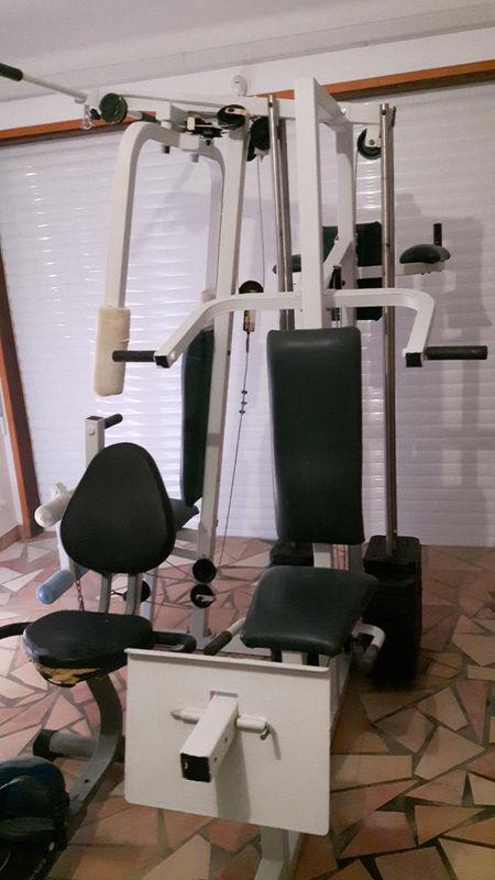 Banc De Musculation Complet Weider Sports Hobbies Guadeloupe